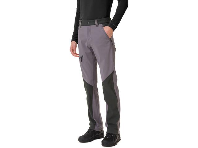 Columbia Triple Canyon Fall Pantalones de senderismo Hombre, city grey/shark